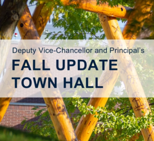Watch: DVC Fall Town Hall 2020